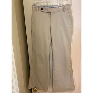 Gap stretch fit flared leg sz 2 petite pants